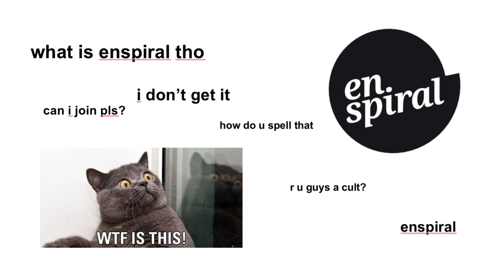 "My creative expression of the ""What is Enspiral?"" question… (c) phoebe tickell ^_^"