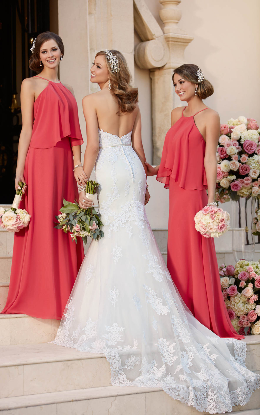 Stella York Bridal Fall 2016 Sorella Vita Bridesmaids