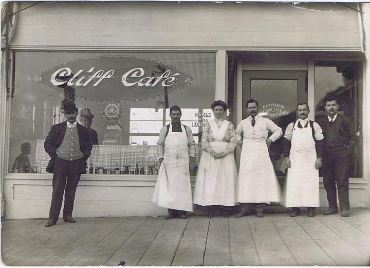 Cliff Cafe San Francisco
