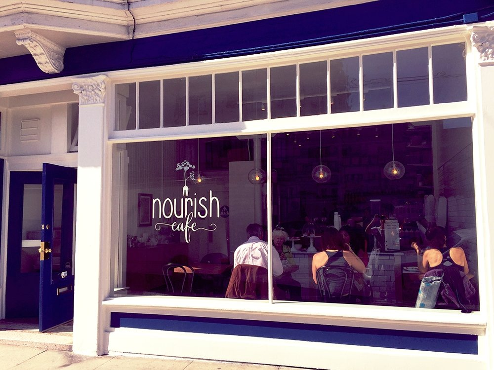 Nourish Cafe - Inner Richmond