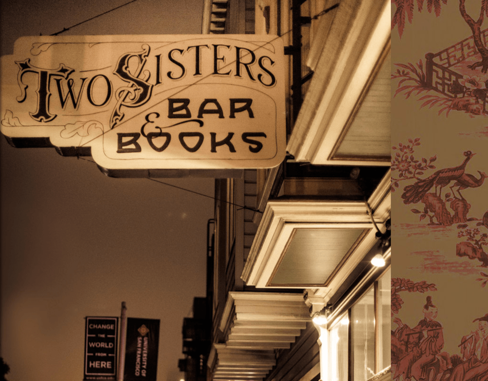 Two Sisters Bar and Books - San Francisco, CA