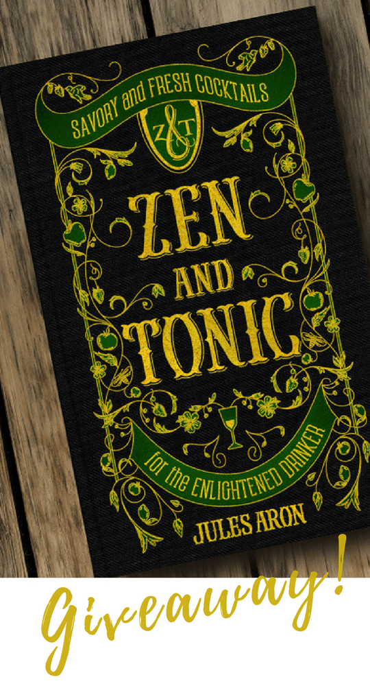 Zen and Tonic Jules Aron Giveaway