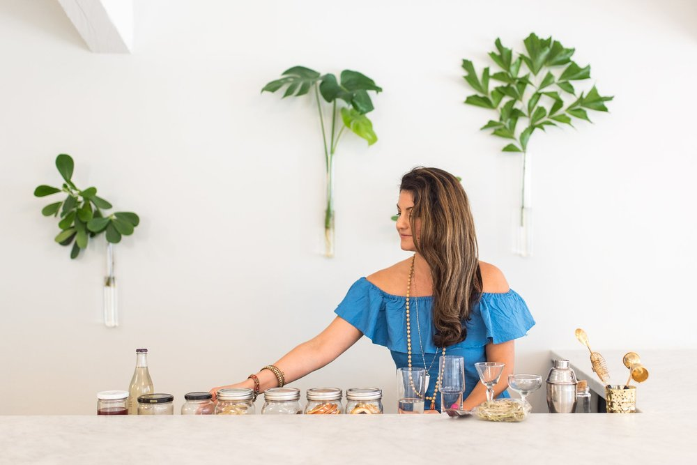Kynder Community: Jules Aron, The Healthy Bartender