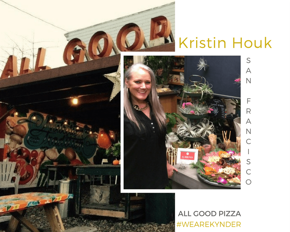 All Good Pizza's Kristin Houk - San Francisco Bayview Good Life