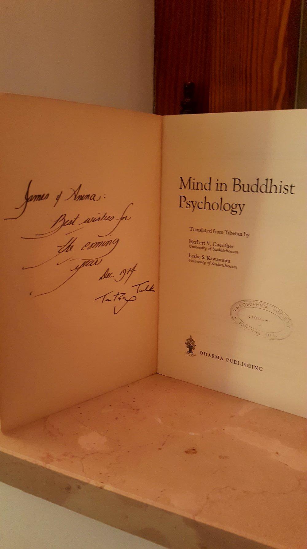 Tarthang Tulku Signed Book.jpg