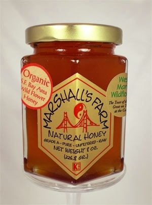 Photo Credit: Marshall's Farm Organic Honey