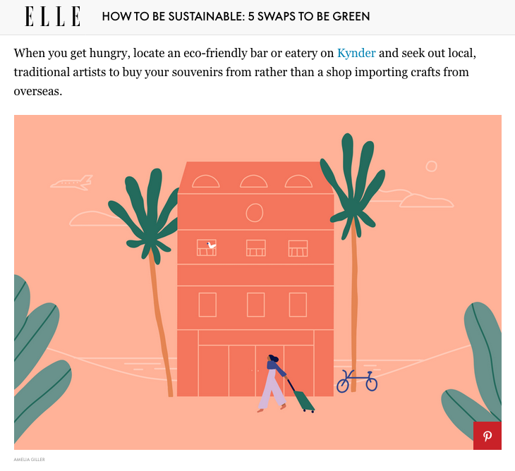 Elle Magazine - Kynder Sustainable Travel.png