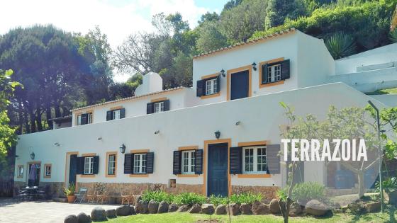 TerrAzoia - Sintra, Portugal