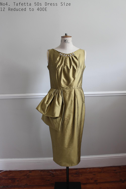 No4. Tafetta 50s Dress Size 12 Reduced to 400E  copy.jpg