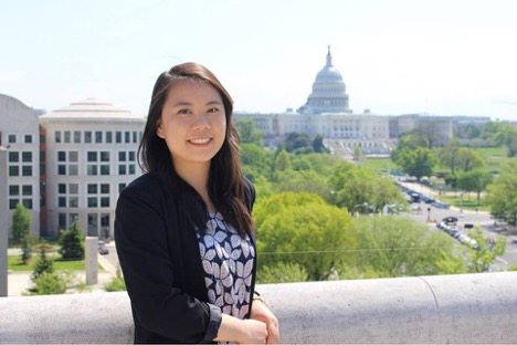 SYLVIA WONG-  Junior Policy Analyst at Natural Resources Canada