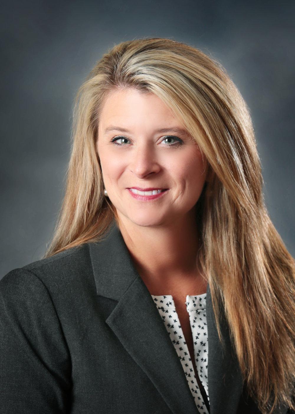 CFO- Suzanne Chandler