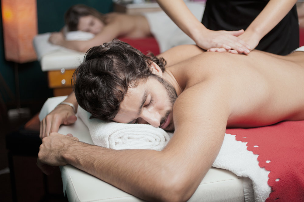 Partner Wellness Massage