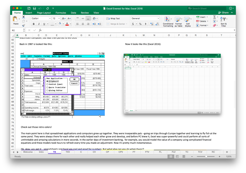 Little-Known Excel History - Learn how Excel came to be one of the most powerful pieces of software the world has created.