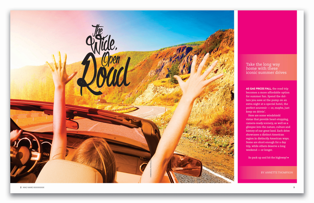 Photoillustration and layout design for feature story.