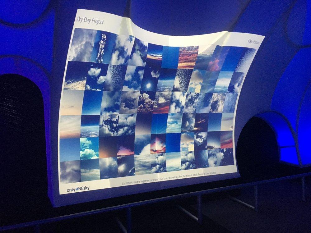 SkyDayProject at the Adler Planetarium