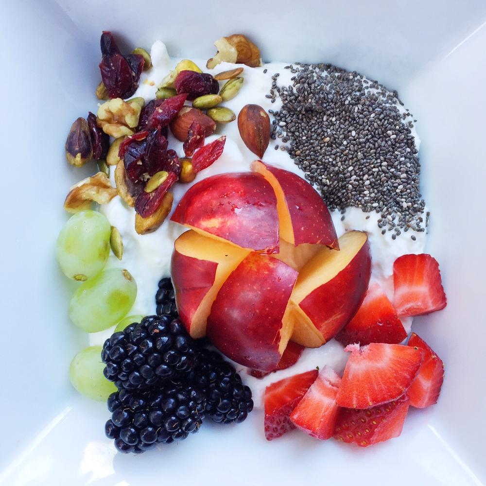 fruit yogurt breakfast.JPG