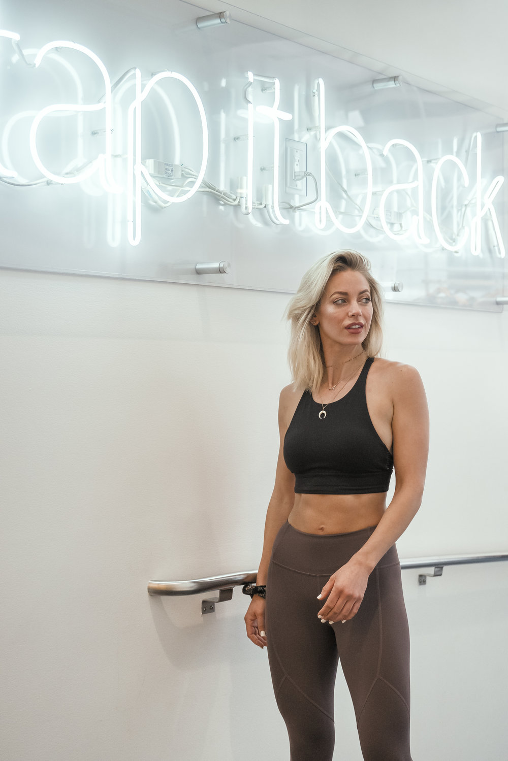 SOUL CYCLE SHOP STYLE COLLECTIVE LULULEMON COLLABORATION