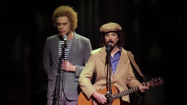 Paul and Simon