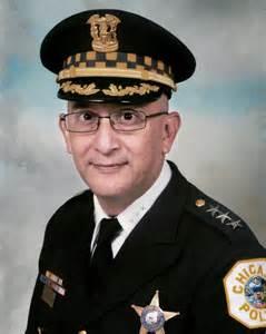 Acting CPD Superintendent John Escalante