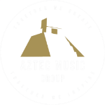 Aztec Music Group Logo w/ Tagline