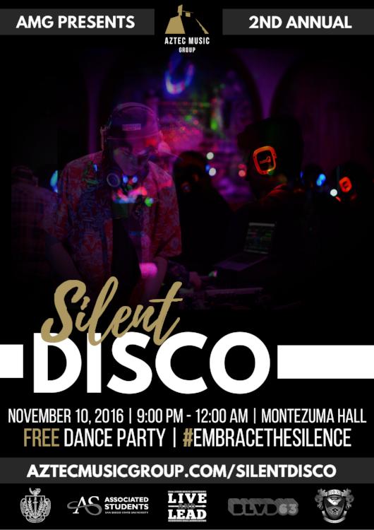 2nd Annual Silent Disco