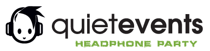 Quiet Events Logo
