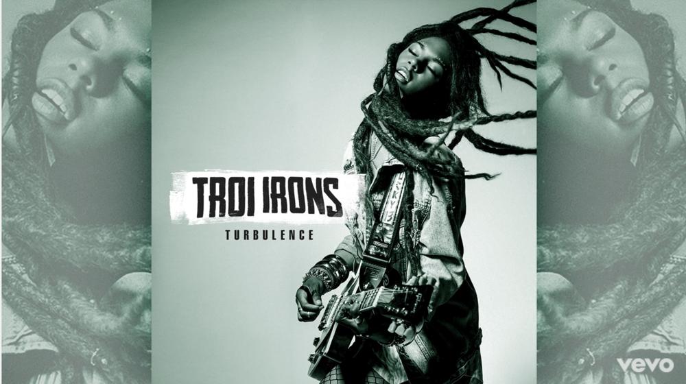 Troi Irons EP Turbulence