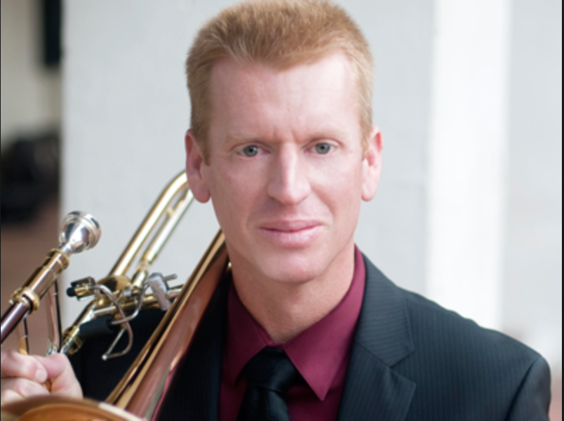 ERIC STARR  - Eric Starr is a Music professor at SDSU and the Performing Arts Internship Coordinator. He is a highly skilled and trained musician with a background in classical music, certified with four degrees as a classical trombonist.