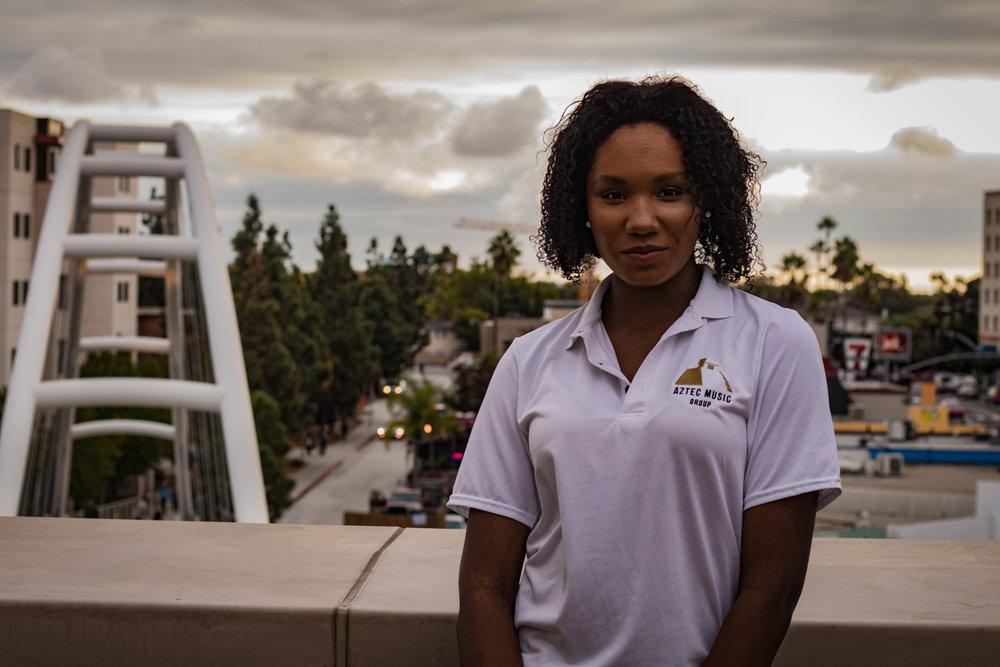 Natéa Cooke  Director of Alumni Affairs