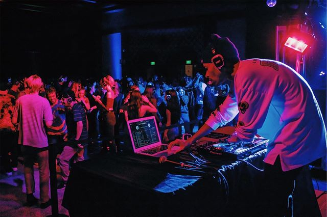 Cheers to a strong finish to the semester! The Fourth Annual Silent Disco, the Kim Petras event with @iheartradio and last but not least, the @jidsv Event with ASUB, all within the same week! We couldn't have done it without you guys! We still got one more meeting TOMORROW at 5pm in the Tehuanco Suite of the Student Union so most definitely stop by! 📸: @andydrizzydre  @mckoontz  @alexvasqueso