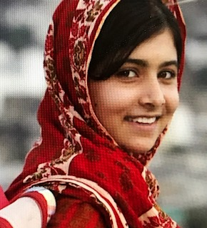 Malala Yousafzai, Winner Nobel Peace Prize