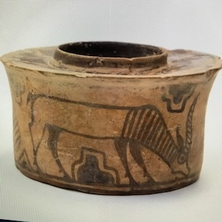 1900 B.C. AFGHANISTAN VESSEL