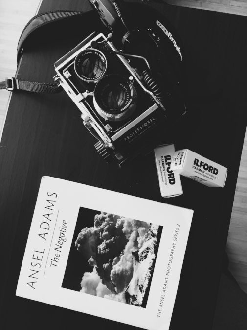 a good read, beautiful camera, and....good lighting ;)