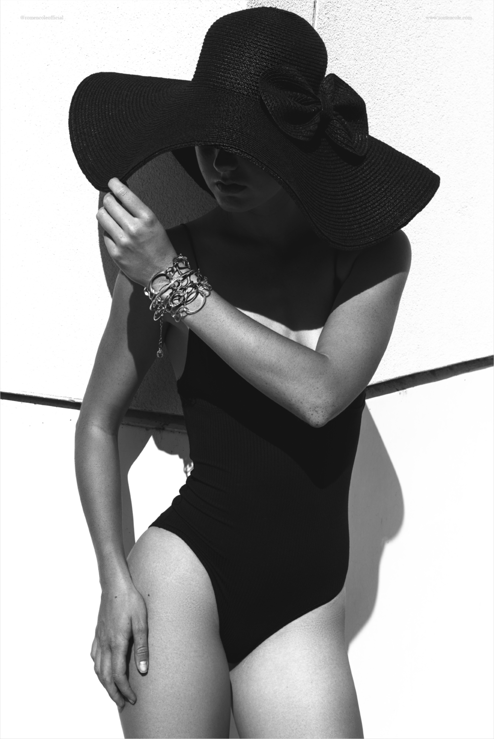 """Black Orpheus"" - webitorial; model: Ali Archer"