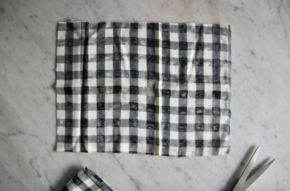 How to make DIY handkerchiefs | Litterless