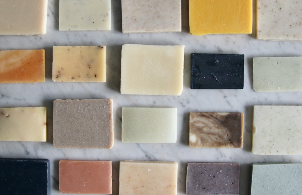 Buying the ends of soap bars for a zero waste bathroom | Litterless