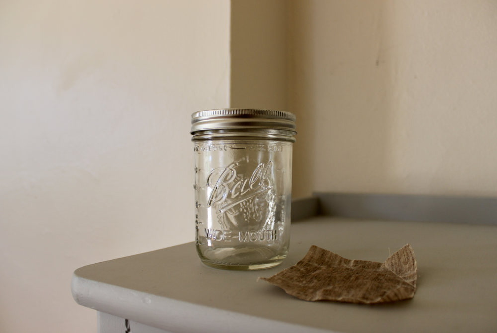 Use beeswax food wrap for a zero waste jar opener | Litterless