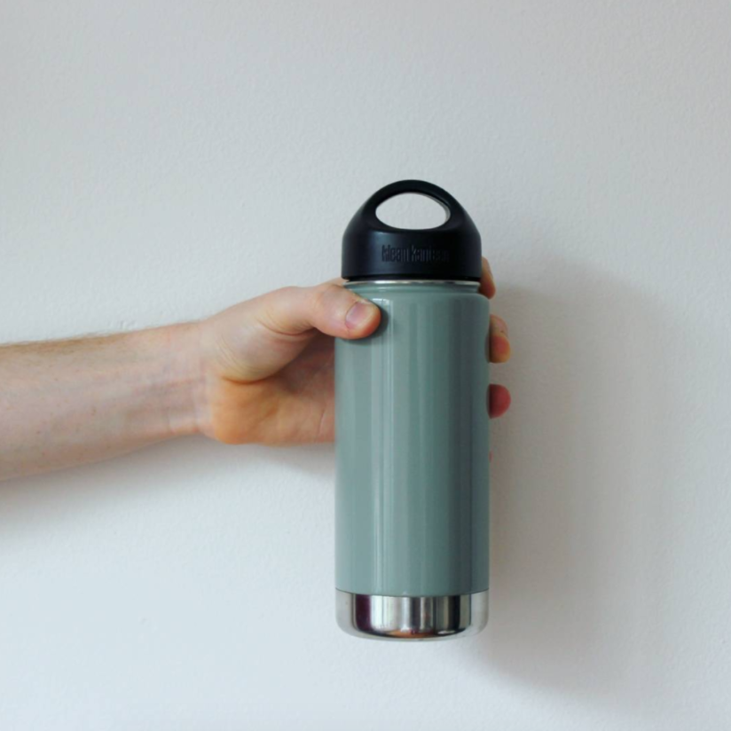 Klean Kanteen reusable to-go coffee thermos | Litterless