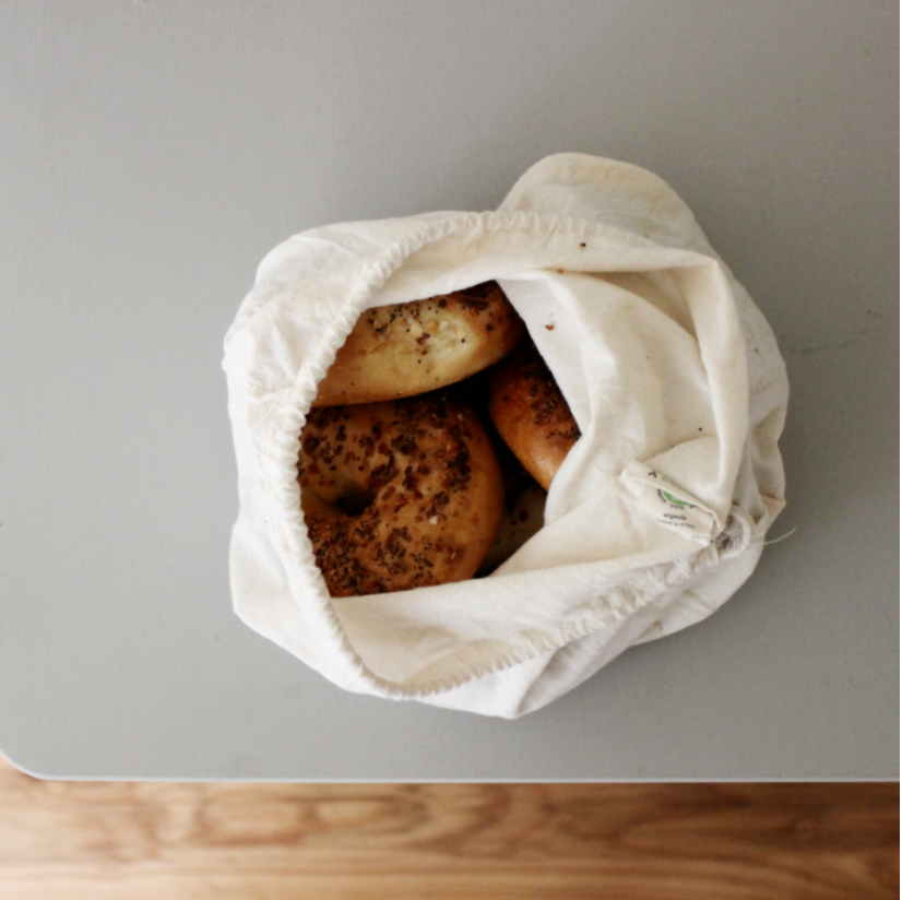 Simple Ecology reusable cotton produce bag | Litterless