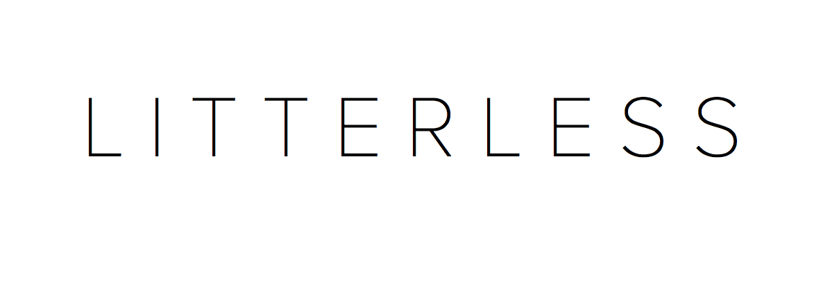 Litterless - Simple zero waste