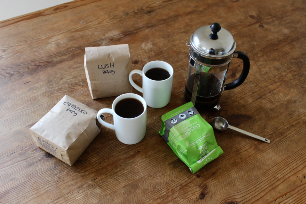 Ethical Bean, organic, fair-trade, and responsibly packaged coffee for the zero waster | Litterless