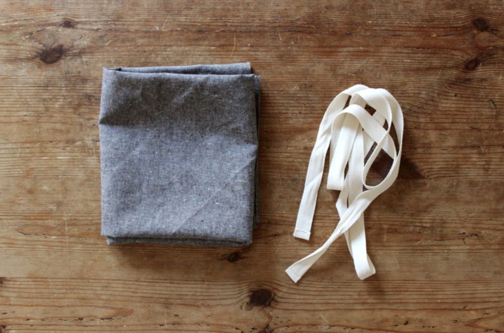 How to use a furoshiki cloth to reduce plastic use and stay zero waste | Litterless