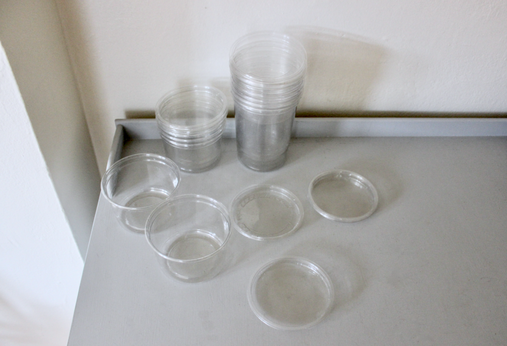 Is there a space for plastic containers in the zero waste home | Litterless