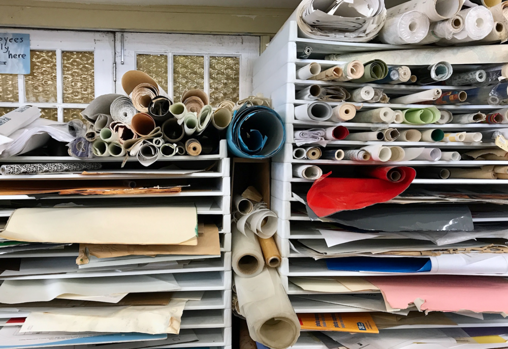 Secondhand craft supply stores and creative reuse centers | Litterless