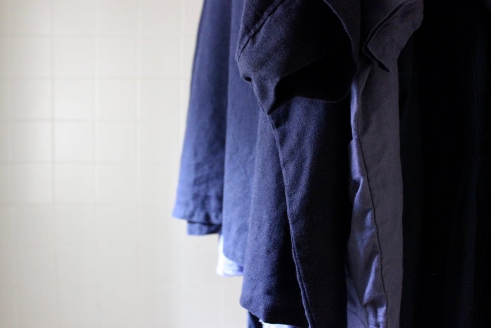 How to air dry your clothing without buying anything new | Litterless