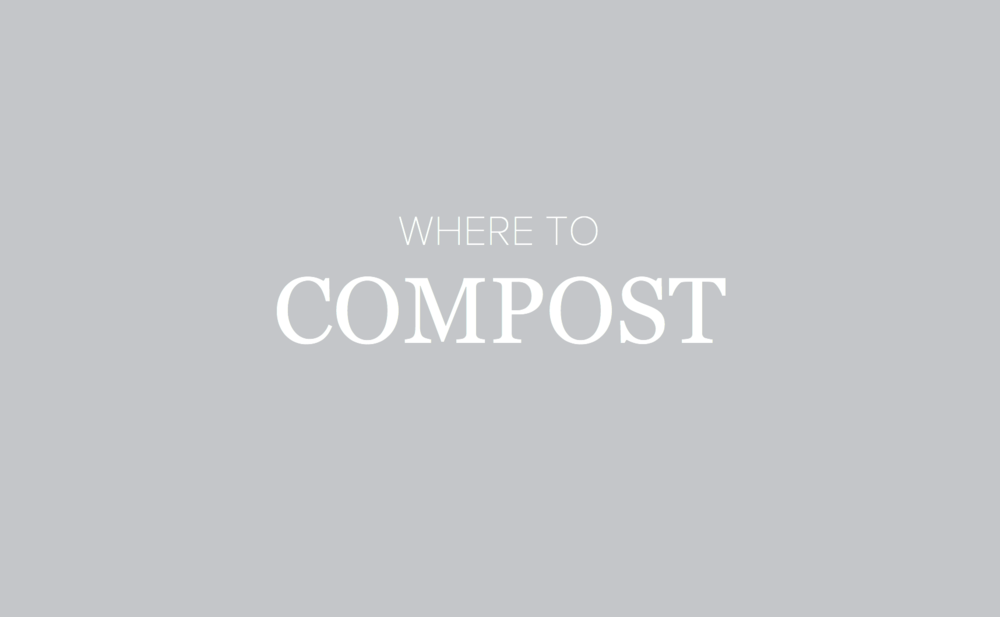 Where to compost in Washington D.C.: a state-by-state guide to staying zero waste | Litterless