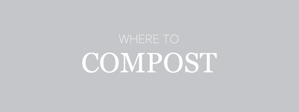 Where to compost throughout the United States and Canada: a state-by-state guide to staying zero waste | Litterless