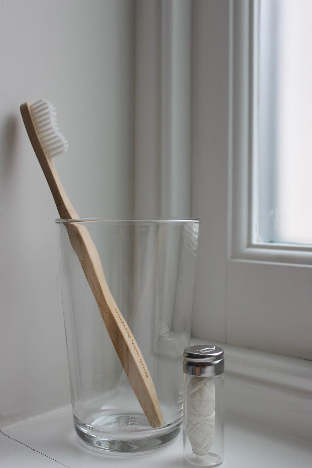 A better zero waste toothbrush with Brush with Bamboo | Litterless