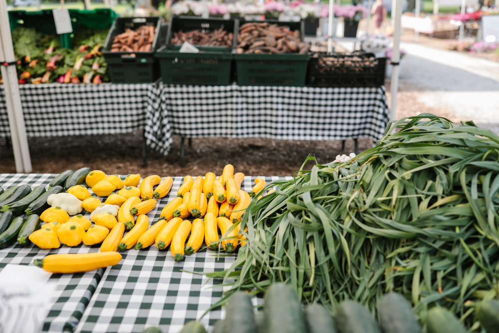 Zero waste at the farmers' market | Litterless