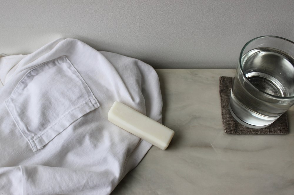 Plastic-free, zero-waste stain stick from Meliora Cleaning Products, for travel and everyday | Litterless